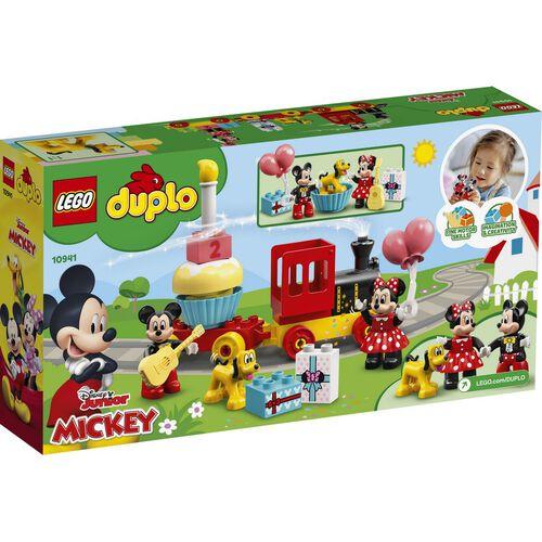 LEGO Duplo Mickey & Minnie Birthday Train 10941
