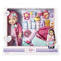 """You & Me 16"""" Baby Doll With Carrier Set"""