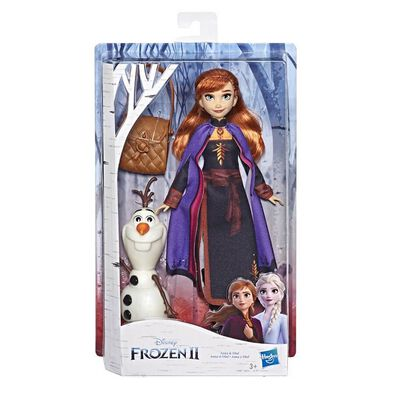 Disney Frozen 2 Storytelling Doll - Assorted