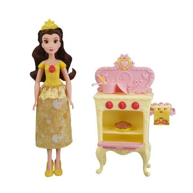 Disney Princess Doll W Mini Env - Assorted