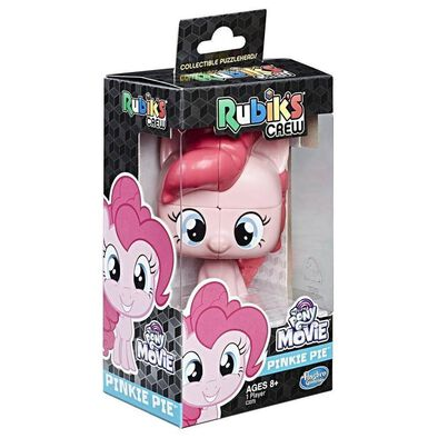 Rubik's Crew My Little Pony Pinkie Pie Puzzlehead