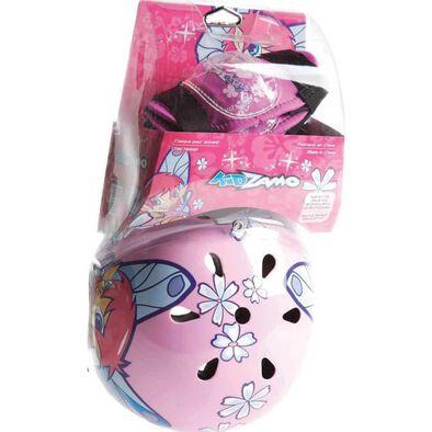 Kidzamo - Girls Skate Helmet Combo
