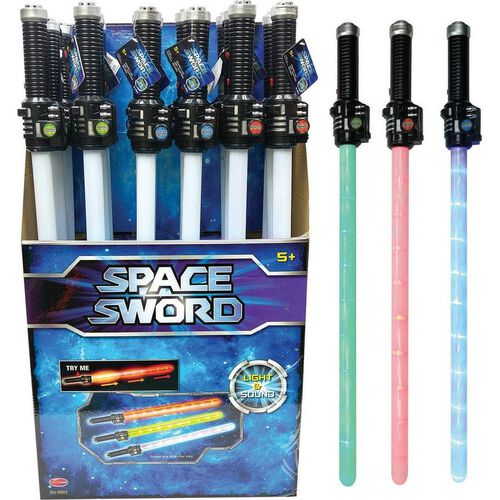 True Heroes Space Sword