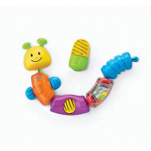 Fisher-Price Infant Snap Lk Caterpillar