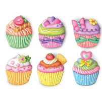 4M Mould and Paint Cupcake