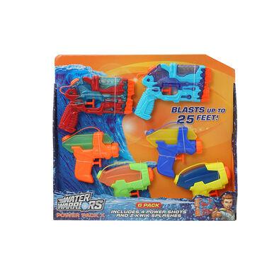 Water Warriors Power Pack X