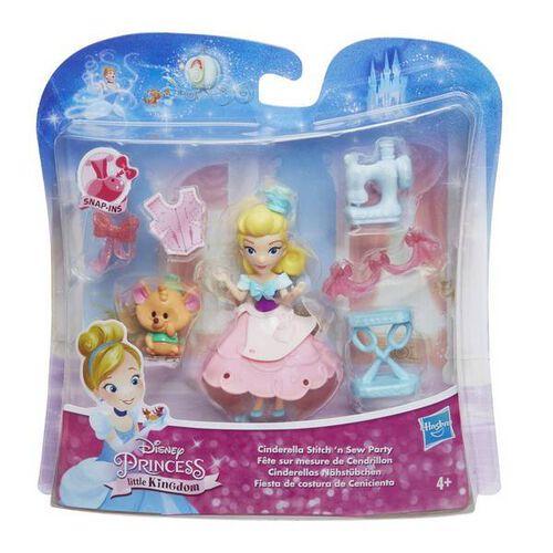 Disney Princess Small Doll Play Accessory - Assorted W1 16