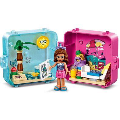 LEGO Olivia's Summer Play Cube 41412