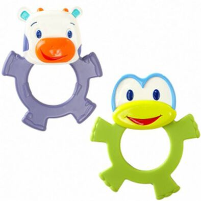 Bright Starts Dancing Teether Friends Emerging Markets