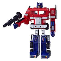 Transformers G1 Heroic Autobot Commander Optimus Prime