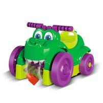 Mega Bloks First Builders Ride 'N Chomp Croc