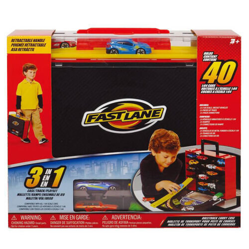 Fast Lane Foldable Car Storage Case
