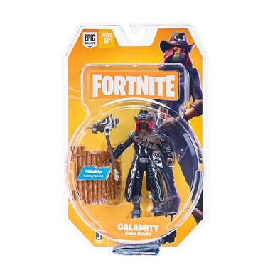 Fortnite Solo Mode Figure Calamity