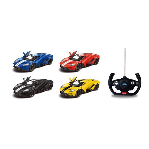 Rastar Radio Control 1:14 Ford Gt - Assorted