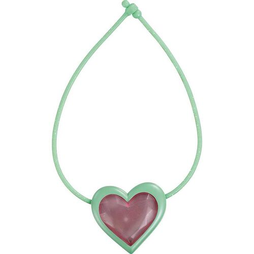 Nella The Princess Knight Heart Pendant & Tiara