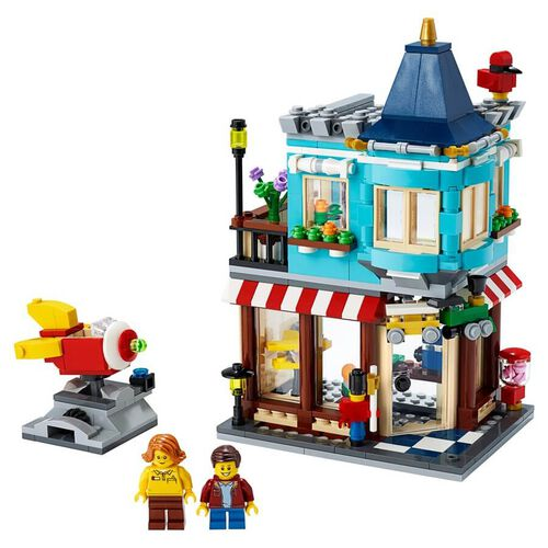 LEGO Creator Townhouse Toy Store 31105