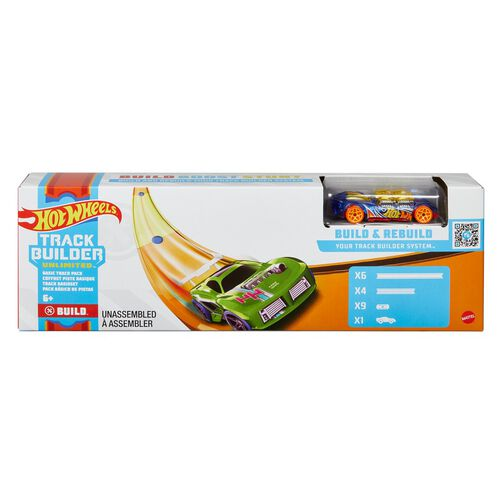 Hot Wheels Track Builder Basic Pack