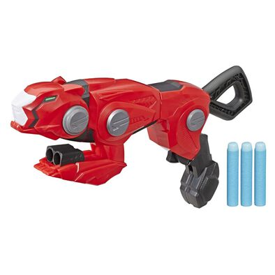 Power Rangers Beast Morpers Red Cheetah Beast Blaster