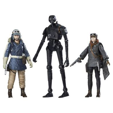 Star Wars S1 Star Wars u Figure 3 Pack