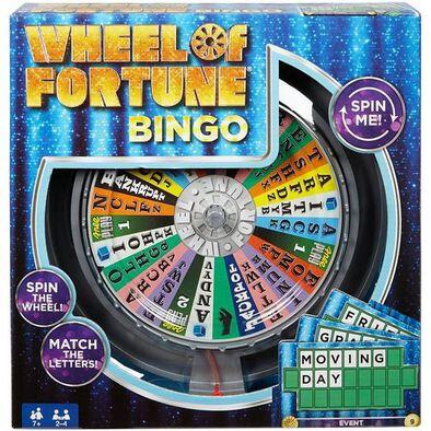 Mattel Games Wheel Of Fortune