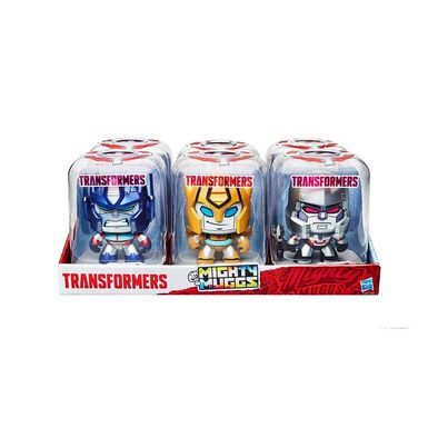 Transformers Mighty Muggs - Assorted