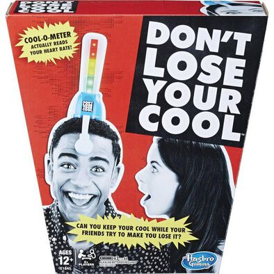 Don't Lose Your Cool