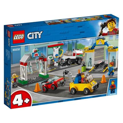 LEGO City Garage Centre 60232
