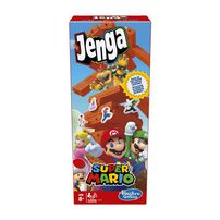Super Mario Jenga