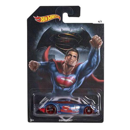 Hot Wheels Batman Vs Superman - Assorted