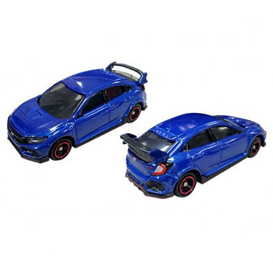 Takara Tomy Asia Exclusive Tomica Honda Civic 4 Cars Gift Set