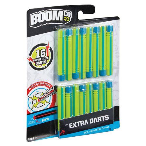 Boomco 16-Dart Refill Pack