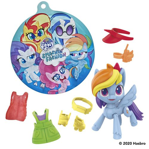 My Little Pony Smashin Fashion Assorted
