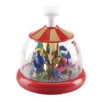Top Tots Push N Spin Carousel