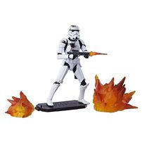 Star Wars The Black Series Stormtrooper With Blast Accessories