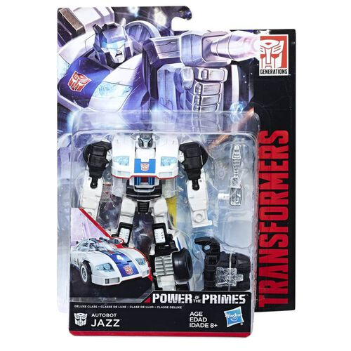 Transformers: Generations Power Of The Primes Deluxe Class - Assorted