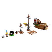 LEGO Super Mario Bowser's Airship Expansion Set 71391