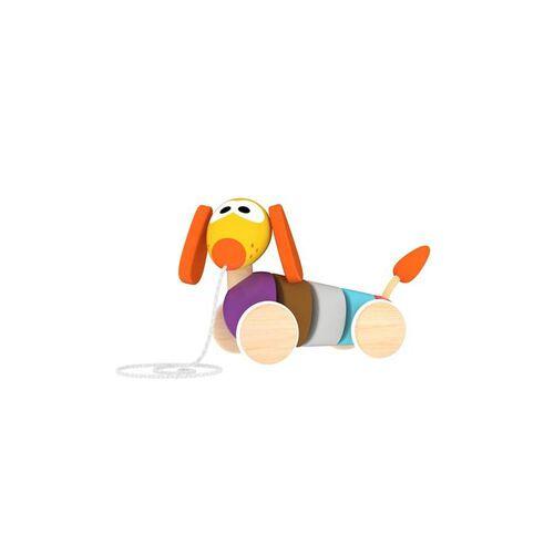 J'adore Puppy Pull Dog Orange
