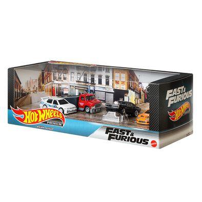 Hot Wheels Premium Collector Display Sets