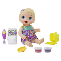 Baby Alive Snackin Lily (Blond Hair)