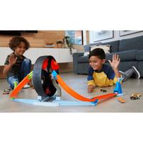 Hot Wheels Act Spinwheel Score Showdown