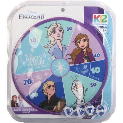 Disney Frozen 2 Fabric Dart Board Set