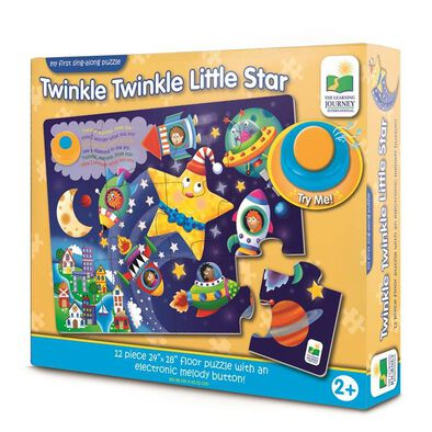 The Learning Journey My First Sing Along Twinkle Twinkle
