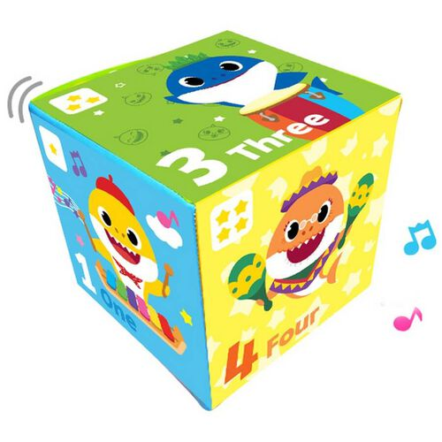Pinkfong Soft Blocks