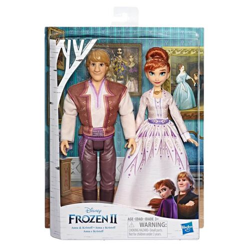 Disney Frozen 2 Anna And Kristoff