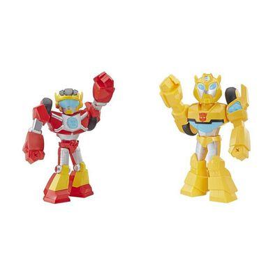 Playskool Heroes Transformers Rescue Bots Academy Mega Mighties - Assorted
