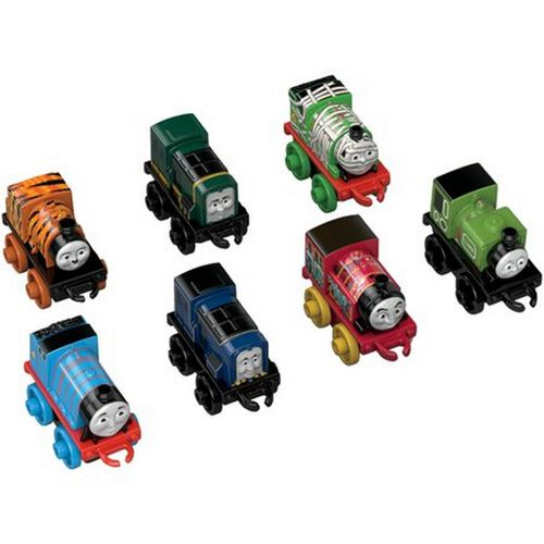 Thomas & Friends Minis Single Blind Pack - Assorted