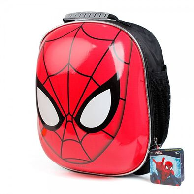 Mesuca Spiderman Helmet & Protection Set Shoulder Bag