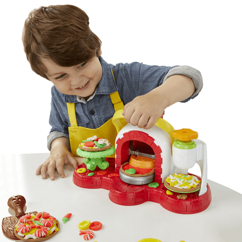 Play-Doh Stamp 'n Top Pizza