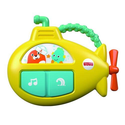 Fisher-Price On-The-Go Musical Sub