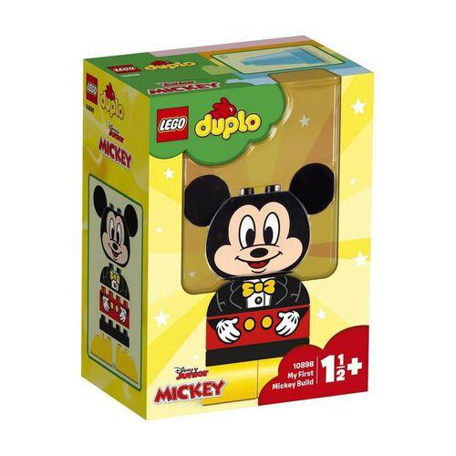 LEGO Duplo My First Mickey Build 10898